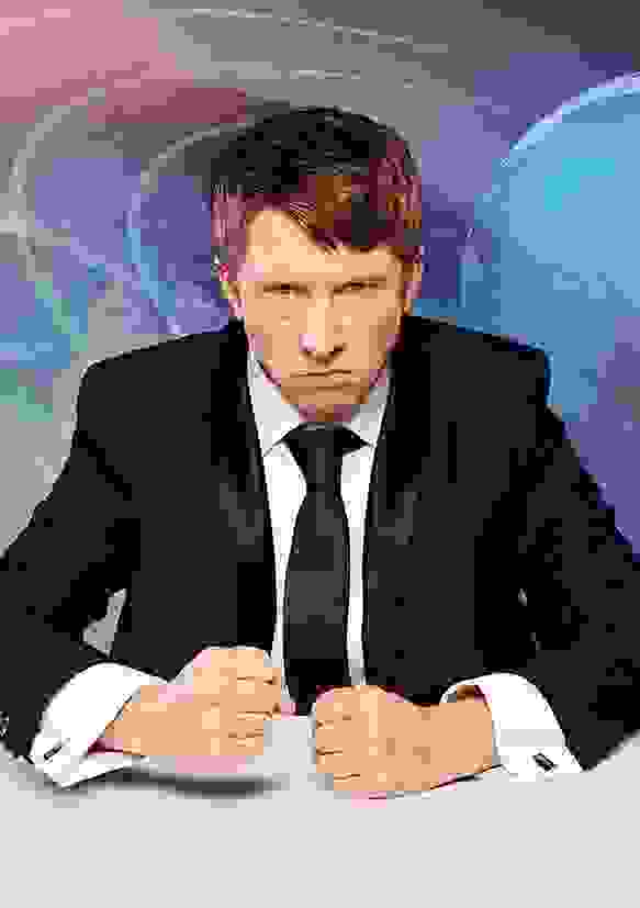 Jonathan Pie: Work in Progress