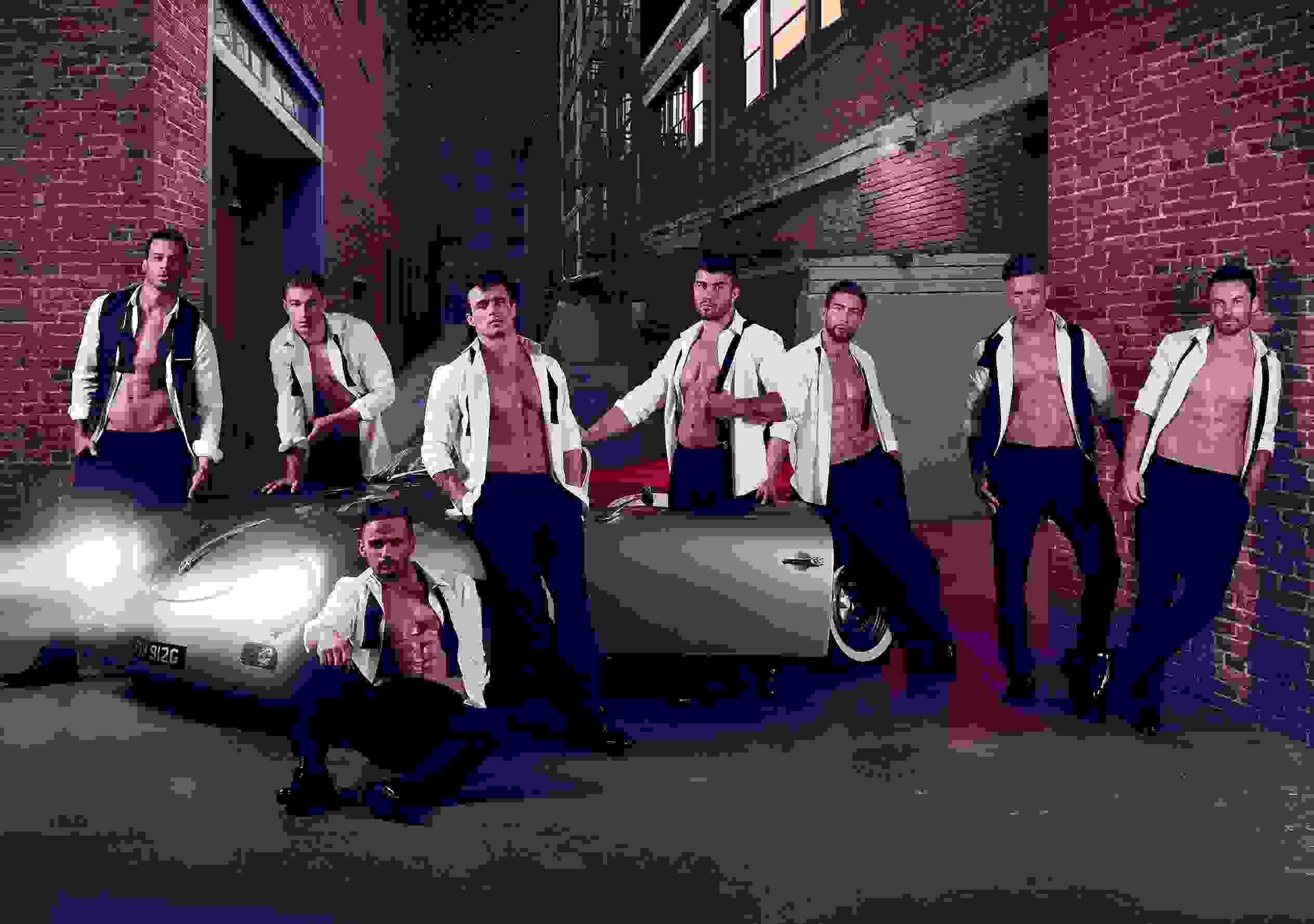 Dreamboys - Where Dreams Become Reality