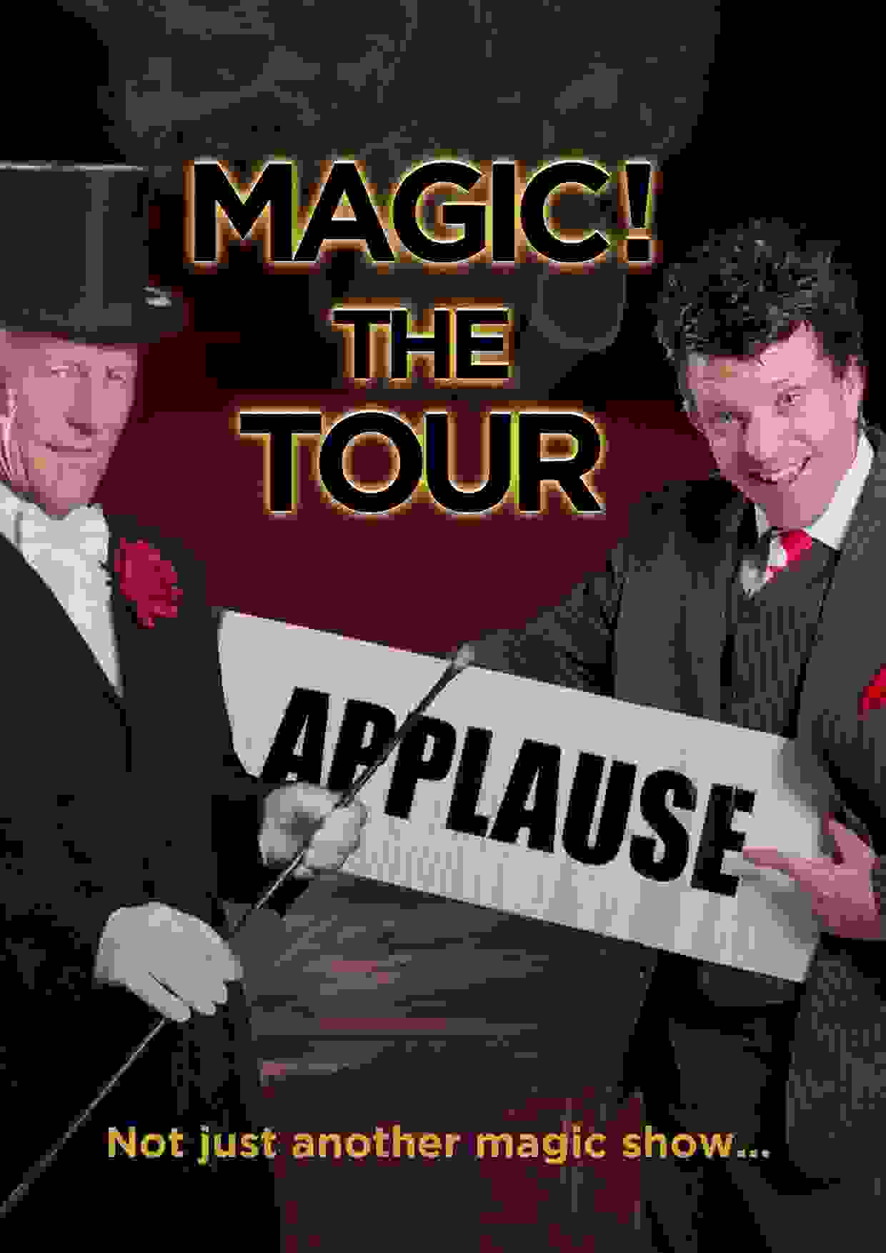 MAGIC! THE TOUR