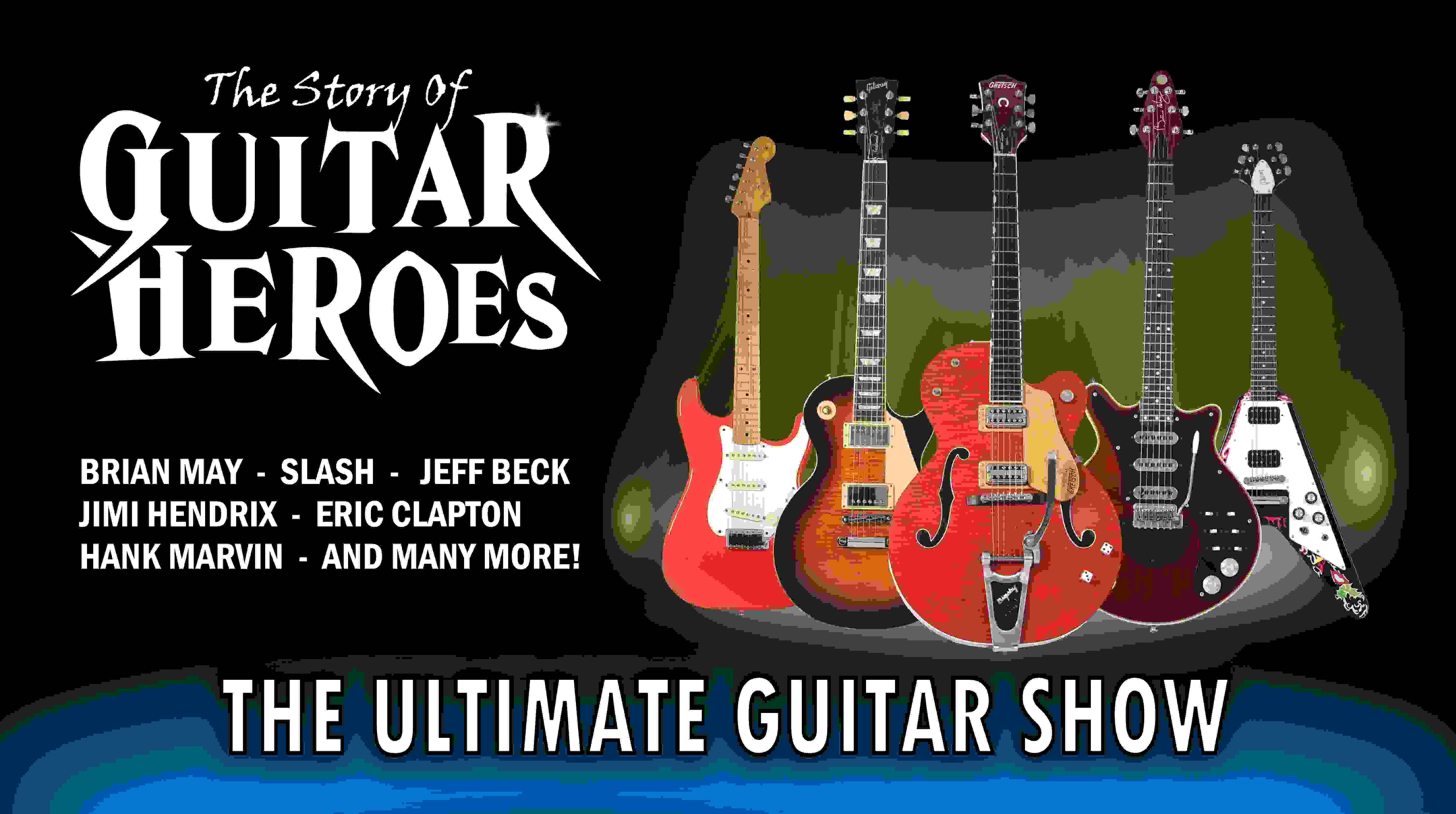 The Story of Guitar Heroes 2019
