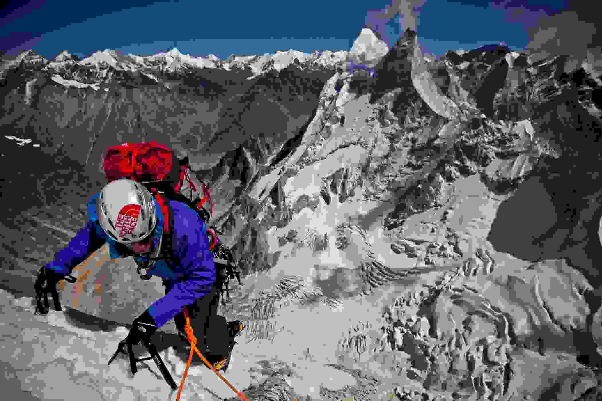 Conrad Anker - Hold Fast: Yosemite to Everest to Meru