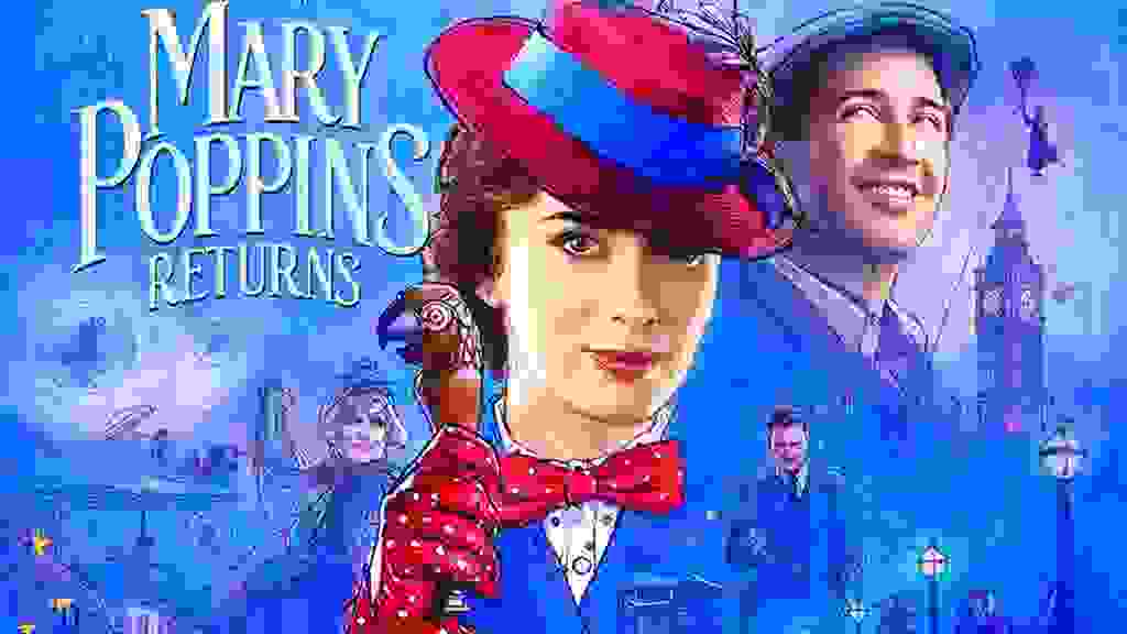 Exeter Festival Films in the Park - Mary Poppins Returns