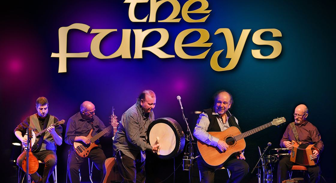 Exeter Corn Exchange The Fureys 2020