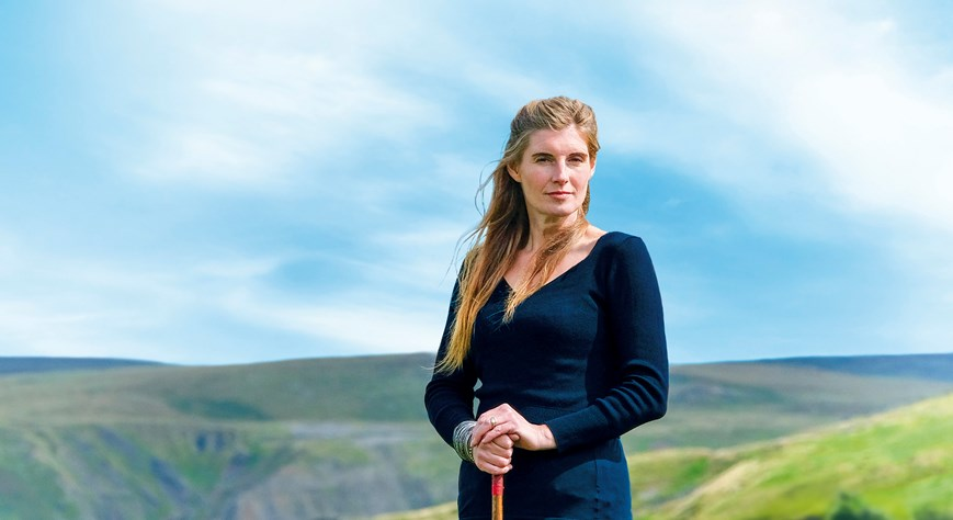 An Evening with Amanda Owen - Adventures of the Yorkshire Shepherdess