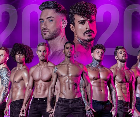 The Dreamboys 2020 - Too Hard To Resist Tour
