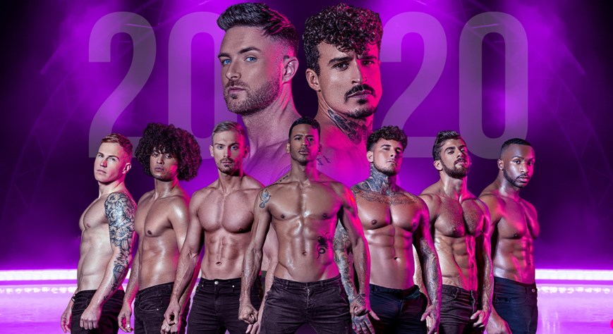 The Dreamboys - Too Hard To Resist Tour