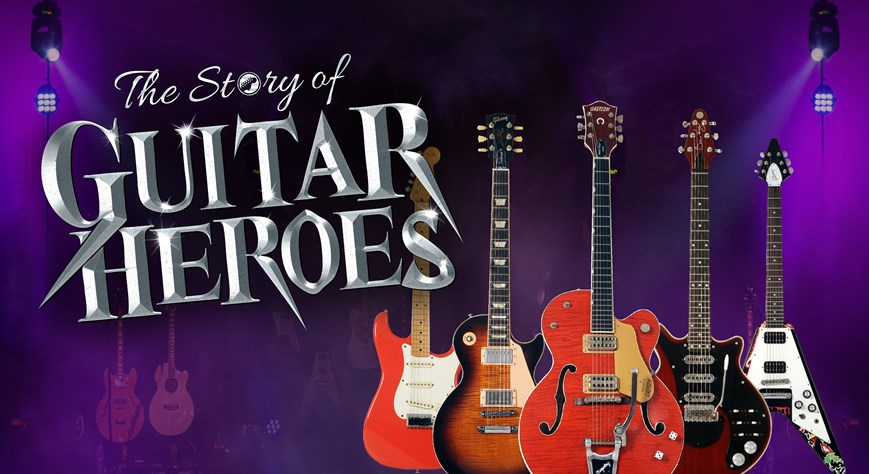 The Story of Guitar Heroes 2021